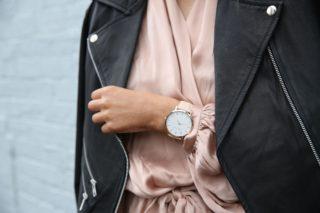 Outfit med ur